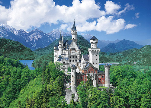 海外・外国のお城 ヨーロッパ ドイツ : 【参考資料】海外・外国のお城写真・画像まとめ - NA