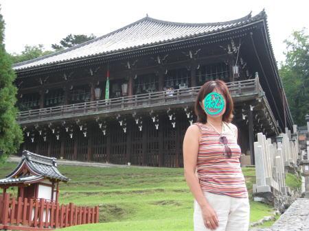 夏休みで奈良・京都へ・・・_c0157047_0284187.jpg