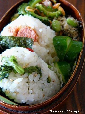 旧盆ウンケーの日 ☆今日のお弁当♪_c0139375_1852810.jpg