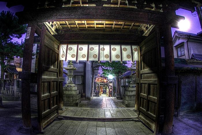艮神社 (うしとらじんじゃ)_c0152379_2040223.jpg