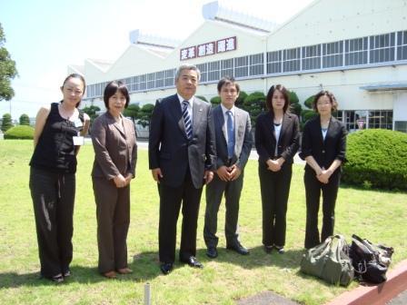 TOTO九州第2工場見学_e0190287_18415916.jpg