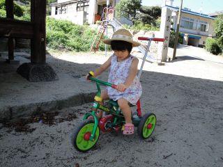 マコちゃん、公園に行く!_e0166301_16182671.jpg