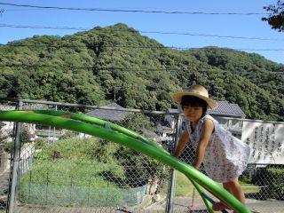 マコちゃん、公園に行く!_e0166301_16204815.jpg