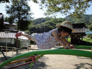 マコちゃん、公園に行く!_e0166301_16232820.jpg