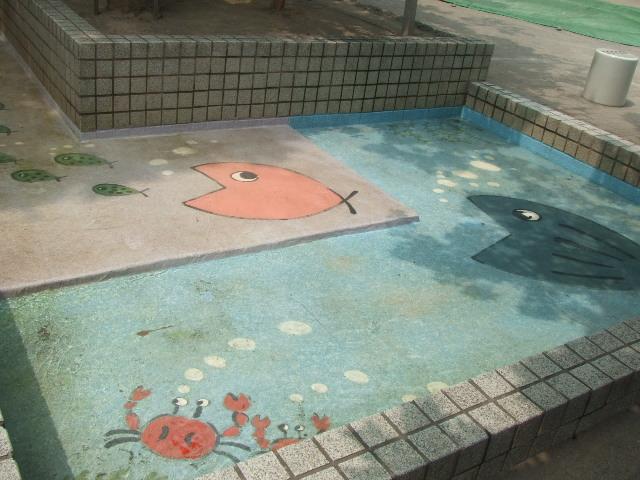 夏の思い出――水遊び_e0123104_5455279.jpg