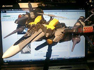 VF-25S アーマードメサイア_d0009833_0332473.jpg