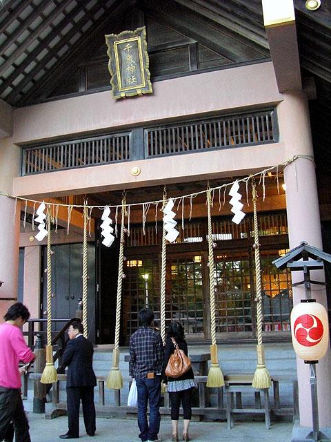 千歳神社例大祭_e0183255_9334674.jpg