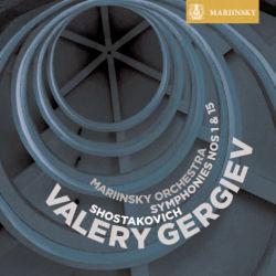 Shostakovich: Sym#1, #15@Gergiev/Mariinsky O._c0146875_129528.jpg