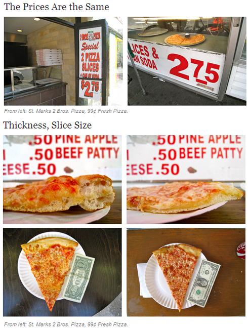 ニューヨークの究極B級グルメ $1ピザ (2 Bros Pizza編)_b0007805_14454110.jpg