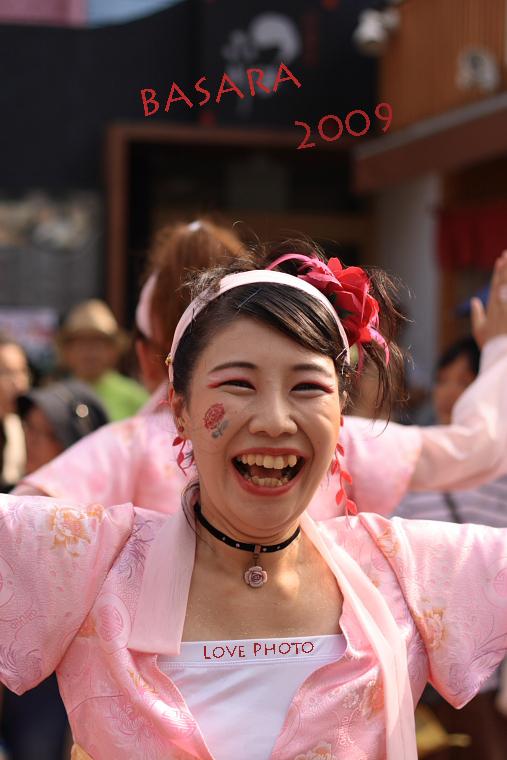 バサラ祭り 50ミリ単焦点一本撮り_a0116472_16244284.jpg
