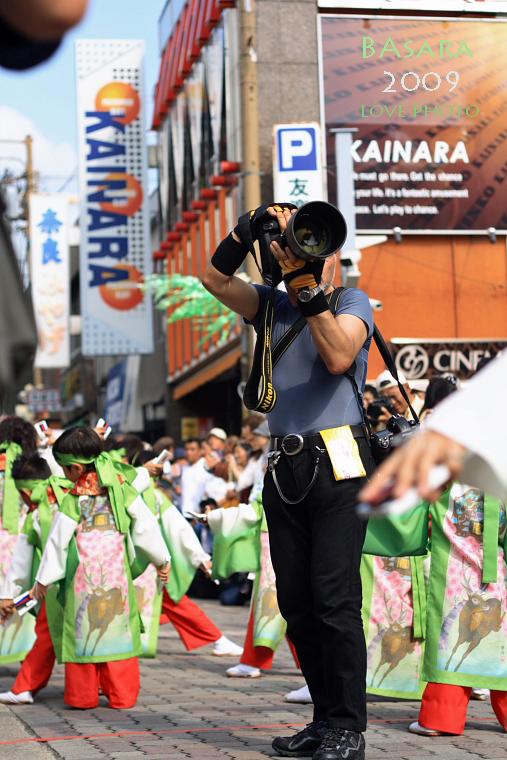 バサラ祭り 50ミリ単焦点一本撮り_a0116472_16284163.jpg