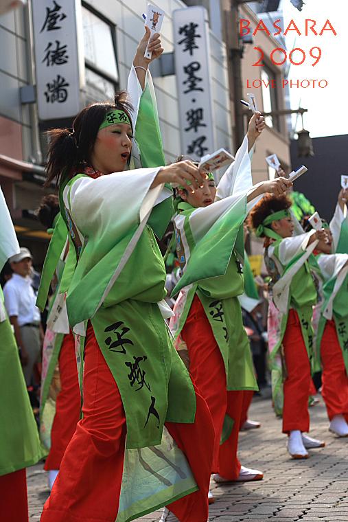 バサラ祭り 50ミリ単焦点一本撮り_a0116472_16334144.jpg