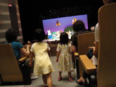 マコちゃん、ミッフィーのコンサートに行く!_e0166301_1815014.jpg