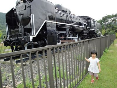 マコちゃん、大きい公園に行く!_e0166301_5582815.jpg