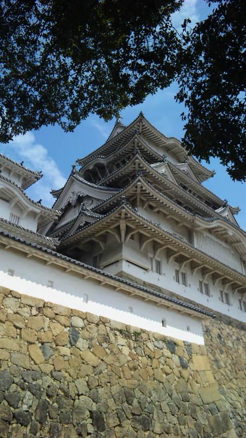 姫路城〜_c0103712_14485084.jpg