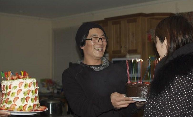 ありがとう★みんな♪  お誕生日パーティしていただきました_c0151965_20335791.jpg