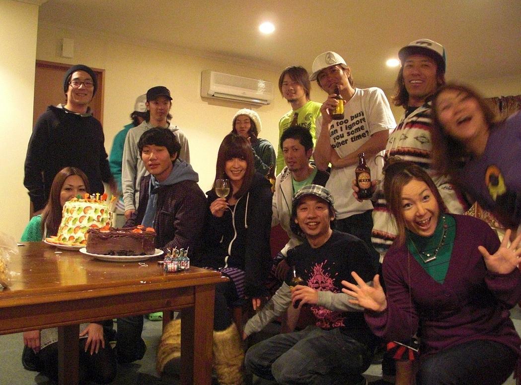 ありがとう★みんな♪  お誕生日パーティしていただきました_c0151965_20393547.jpg