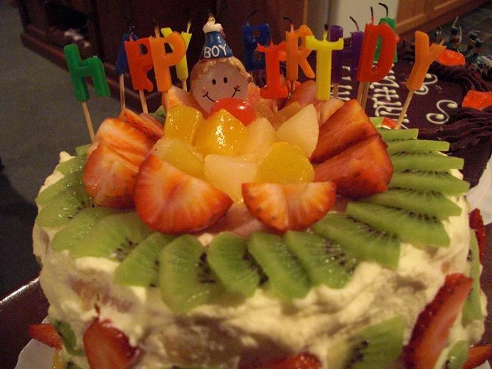 お誕生日パーティー★_c0151965_2143141.jpg