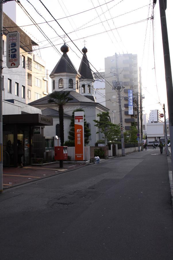 ゴールデンスランバーロケ地         南町通りを西へ_a0107574_138048.jpg