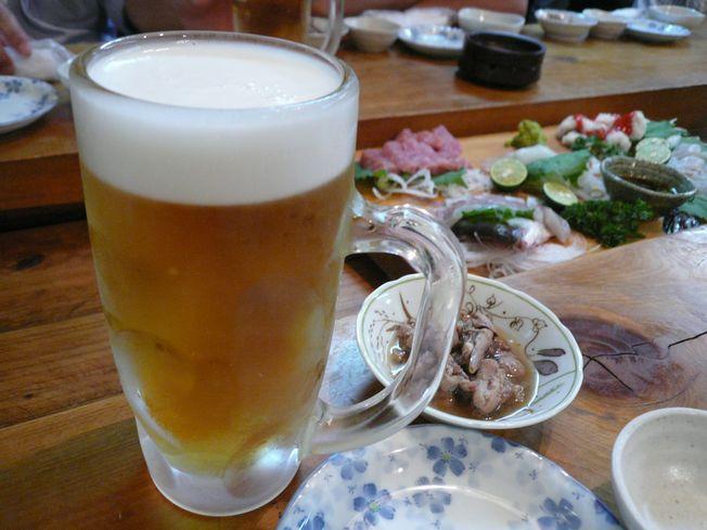 海鮮居酒屋 in 一味禅_f0097683_854172.jpg