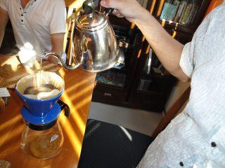 Mさま、コーヒーサロン!?_e0166301_17363630.jpg