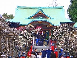 亀戸天神社 (十社巡り 6)_c0187004_2131869.jpg