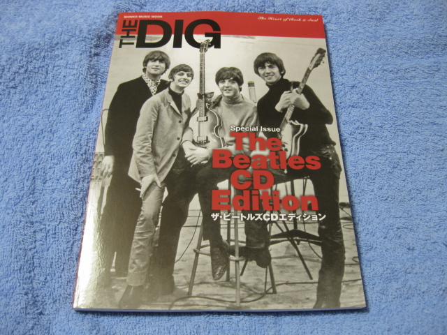THE DIG Special Issue : The Beatles CD Edition_c0065426_1231621.jpg