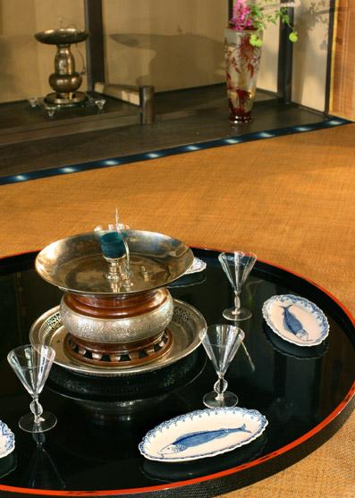 和蘭陀食卓 in 京都_c0093654_1554019.jpg