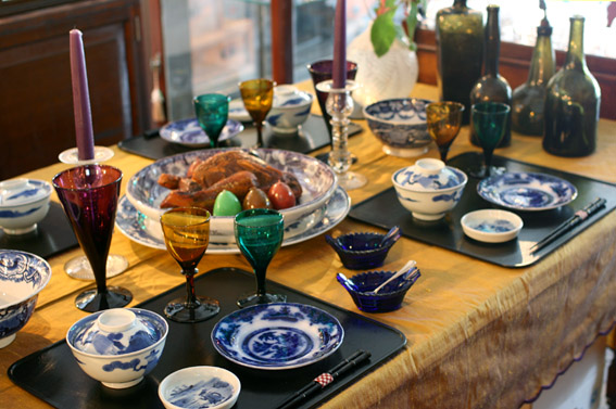 和蘭陀食卓 in 京都_c0093654_15693.jpg