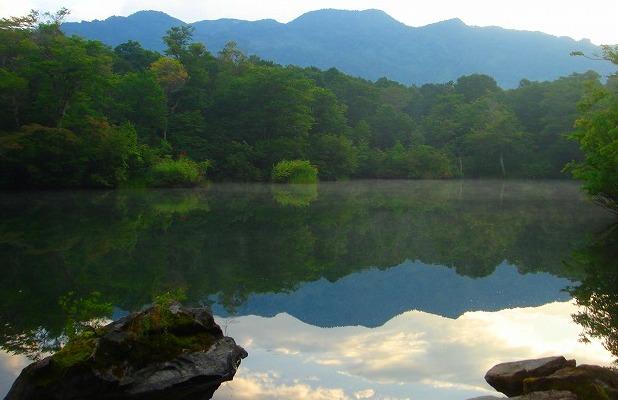 <2009年8月27~28日>フォッサマグナの名峰「雨飾山」(信越国境・頚城)_c0119160_22575177.jpg