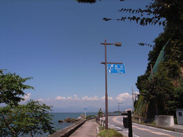 近江八幡~水ヶ浜~長浜_e0053660_1981324.jpg