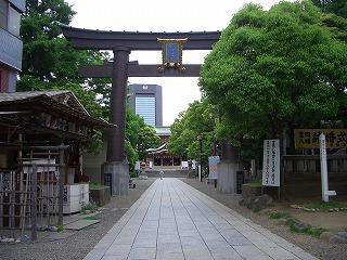 富岡八幡宮  (十社巡り 7)_c0187004_22502573.jpg