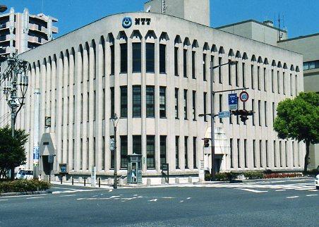 東京千住郵便局電話事務室(昭和モダン建築探訪)_f0142606_23143735.jpg