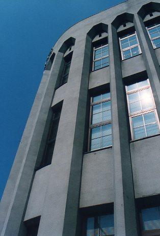 東京千住郵便局電話事務室(昭和モダン建築探訪)_f0142606_23372299.jpg