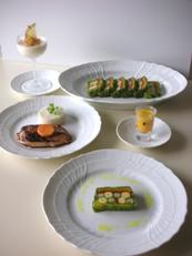 La grande cuisine d\'ete 夏のおもてなし料理_f0121752_19392731.jpg