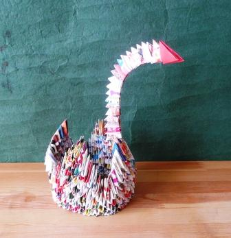 紙 折り紙 : 折り紙ブロック : shizuma.exblog.jp