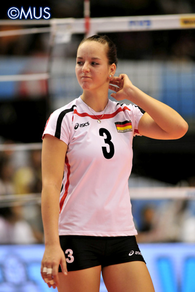 ドイツ : World Volleyball Phot...