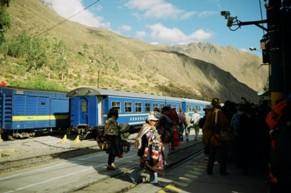 うっちー ペルー旅行記~その3 マチュピチュへ <前編>_a0104621_1494712.jpg