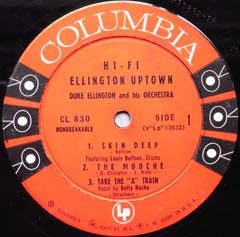 Duke Ellington / Hi-Fi Ellington Uptown_d0102724_23564789.jpg