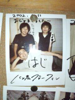 Band on the Run×Run×Run!大阪_e0100250_24817.jpg