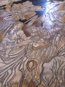 賑やかな大聖堂~古都シエナ_f0106597_1544113.jpg