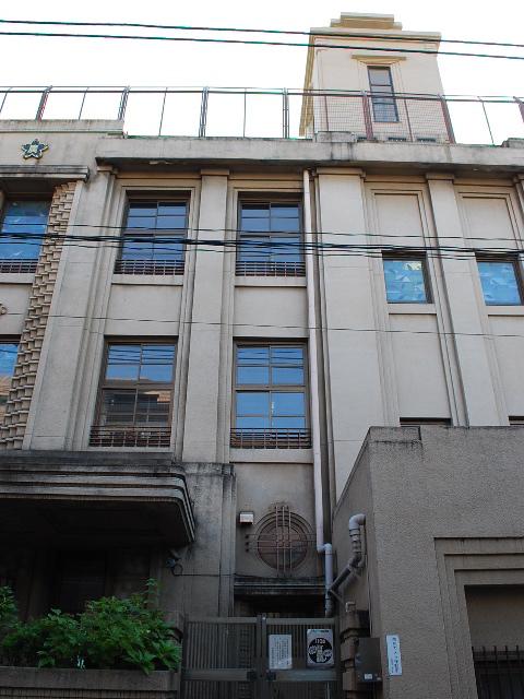 東京都渋谷区立広尾小学校(昭和モダン建築探訪)_f0142606_23405372.jpg