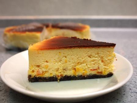 オレンジのチーズケーキ_e0167593_0161288.jpg