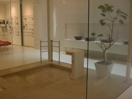 現代茶の湯の道具展Ⅴはとってもかっこよかった_f0083294_1645467.jpg