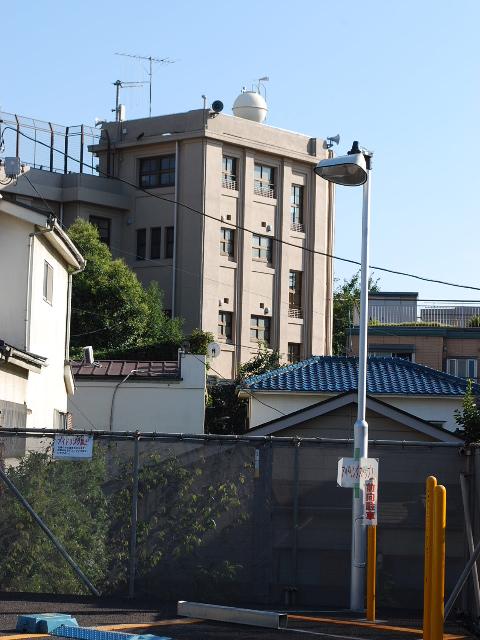 東京都渋谷区立広尾小学校(昭和モダン建築探訪)_f0142606_034526.jpg