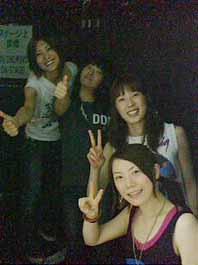 POP CHOCOLAT @  渋谷CLUB QUATTRO 090907_d0131511_2105995.jpg