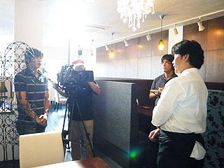 某ローカルTV番組取材@dining 菜厨 NAKRIA_f0080612_14332945.jpg