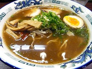 素蓋鳴尊(スサノオ)@西津田 (紫(醤油)拉麺&白(塩)拉麺)_f0080612_14371852.jpg