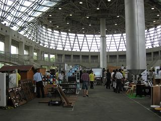 オンリーワンクラブ新商品内覧会in花博_e0128446_10344421.jpg
