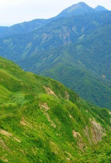 <2009年8月27~28日>フォッサマグナの名峰「雨飾山」(信越国境・頚城)_c0119160_06351.jpg